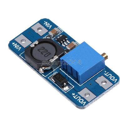 5pcs Mt3608 Dc-dc Step Up Power Apply Module Booster Power Module2a For Arduino