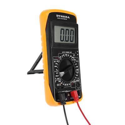 New Dt9205a Acdc Ammeter Resistance Capacitance Tester Meter Digital Multimeter