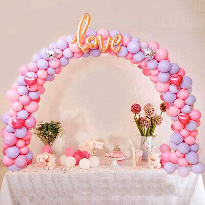 Table Flower Balloon Stand Kit Balloons Backdrop Wedding Birthday Party Supplies - Table Balloon Arch Kit