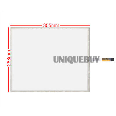 17 inch 5wire Resistive Touch Screen Panel 355*288mm USB Kit for 17