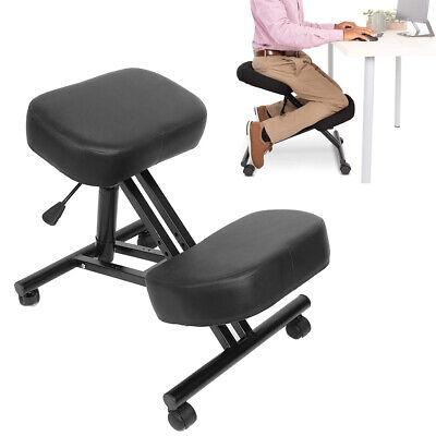 Ergonomic Kneeling Chair Adjustable Stool Beautify Hips Backbone Comfortable Us