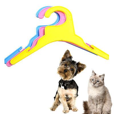 10Stk.Mini Aufhänger Kunststoffhaken Kleidung Kostüm Haustier HundKatze - Kunststoff Mini Kostüm