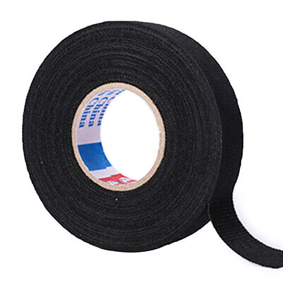19mmx15m Heat Resistant Nap Adhesive Cloth Electrical Automotive Tape U