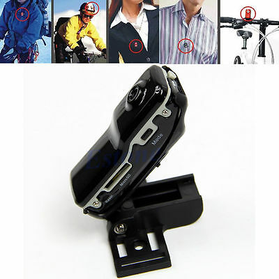 Mini Hidden Motion Activated Camera 720p HD Video Recorder spy CAR Camcorder USA