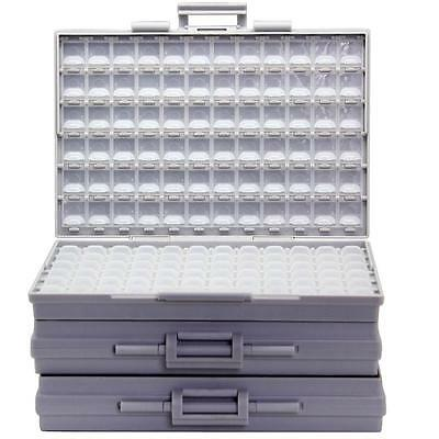 3boxall Smd Smt Resistor Capacitor Storage Box Organizer 1206 0805 0603 0402 020