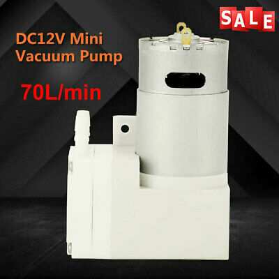 Dc12v 50w Vacuum Pump Negative Pressure Suction Pumping For Food Packaging Mach