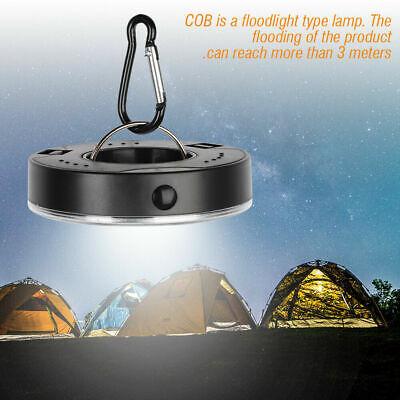 Camping LED Licht batteriebetriebene Glühbirne Zelt Licht tragbare Hängelampe