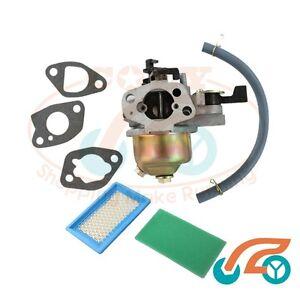 Carburettor Carby & Air Filter for Honda GXV140 engines HRU195 HRU215 Carburetor