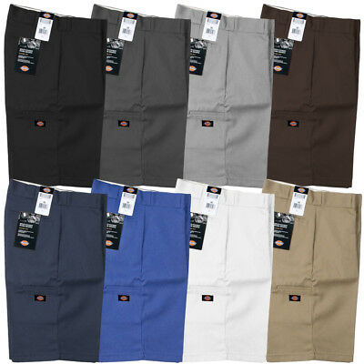 "Dickies Men's 13"" Multi-Pocket Pocket Loose Fit Work Shorts"