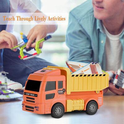 Smart Toys for Boys Truck Kids Toddler Construction Car 3 4 5 6 7 8 Year Old - Construction Toys For Kids
