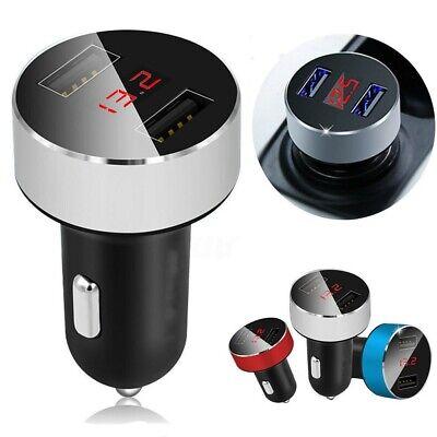Caricatore carica batteria universale auto accendisigari doppio 2 usb 3.1A