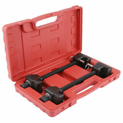 Coil Spring Compressor Heavy Duty Tool Suspension Clamp 2pcs Kit With Case 02A