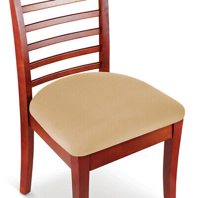 Easy Fit Seat Covers for Chairs, Bar Stools, Patio Cushions