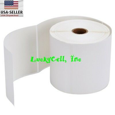 20 Rolls Direct Thermal Shipping Labels 500roll 4x6 For Zebra Zp450 Eltron 2844