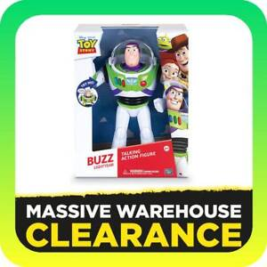 Talking Buzz Lightyear Space Ranger Action Figure Tullamarine Hume Area Preview