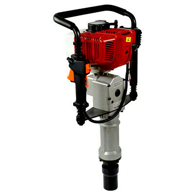 2.3hp Pile Gasoline Engine Air Cooling Gas Powered T Post Driver 52cc 2-stroke