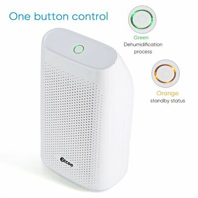 Hature Electric Mini Dehumidifier, 1500 Cubic Feet (170 sq ft) Portable and