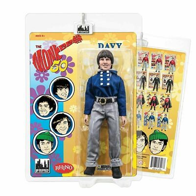 Davy Jones Blue Band Outfit Figures Toy Company Monkees Series Action Figure