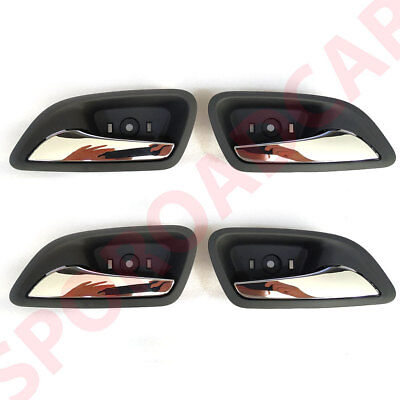 OEM GM Front Rear Door Sill Plates w// Chevrolet Logo For Chevy Cruze 2011-2015