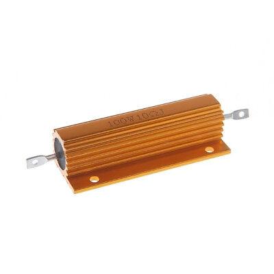 25w 50w 100w 0.01-100k Ohm Shell Power Aluminum Housed Case Wirewound Resistors