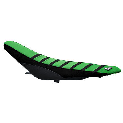 Attack Factory Gripper Seat Cover Black - Fits: KAWASAKI KX80 KX85 KX100 KX 85 (Kawasaki Seat Cover)