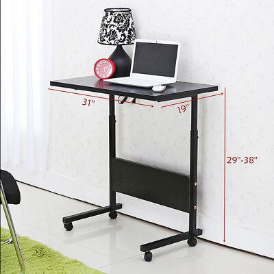 Laptoptisch Notebooktisch Beistelltisch Kaffeetisch Sofa Betttisch schwarz NET ()