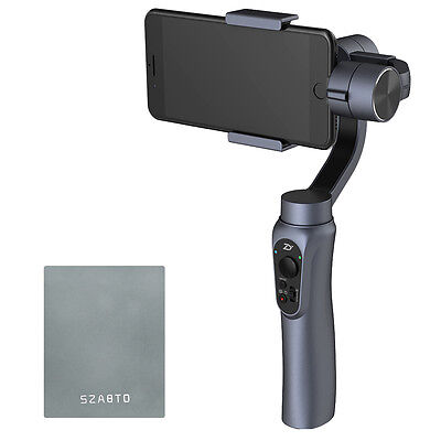 Zhiyun Smooth-Q 3-Axis Handheld Gimbal Stabilizer for Smartphone - Space Grey