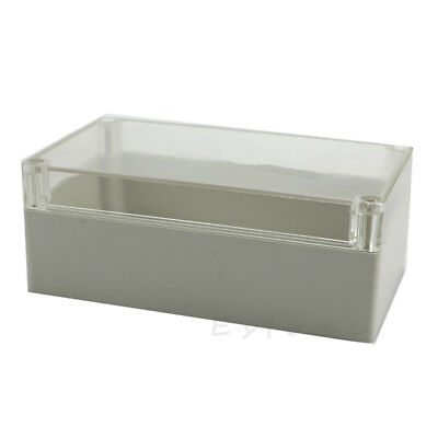 Waterproof Clear Electronic Project Box Enclosure Plastic Cover Case 158x90x60mm](waterproof electronics project box)
