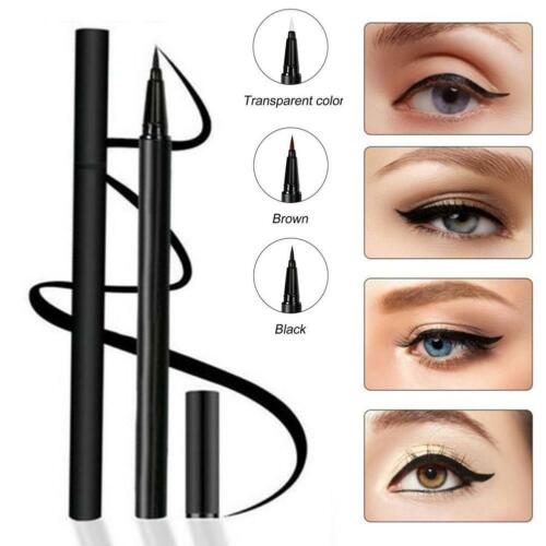 Adhesive 2 in 1 Eyeliner Lashes Pen Waterproof No Glue and Magnetic Needed