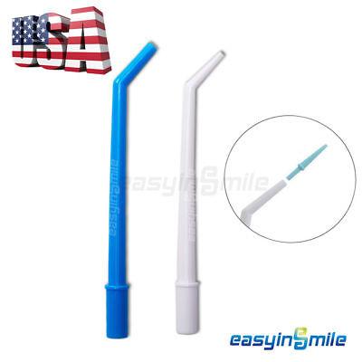 Easyinsmile Dental Autoclavable Surgical Aspirator Tips Mini Tip 25 Pcspack
