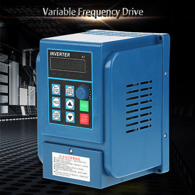220v380v Variable Frequency Drive Vfd Speed Controller Single3-phase Ac Motor