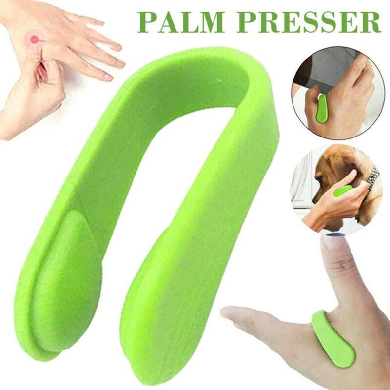 Presser Palm Wearable Acupressure Massager Headache ...