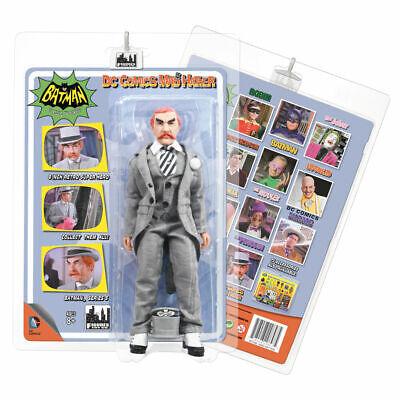 Mad Hatter Figures Toy Company Batman Classic 66 Series 3 Action Figure NIB Classic Mad Hatter Hat