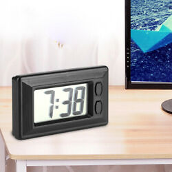 Wholesale Digital LCD Screen Table Auto Car Dashboard Desk Date Time Small Clock