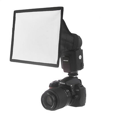 """Neewer Pro 6""""X8"""" Collapsible Softbox for Canon Nikon Sony Pentax Olympus Flash"""