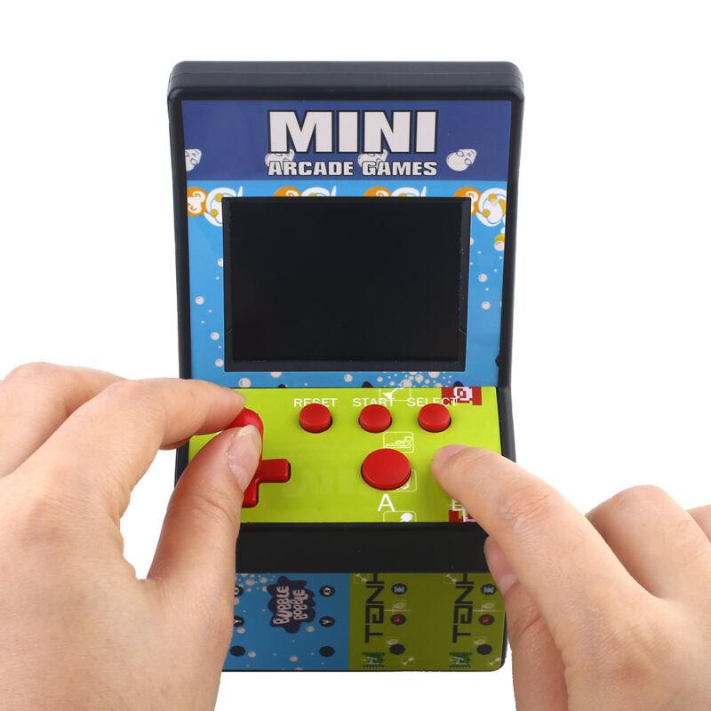 Retro Table Style 200 in 1 Mini Portable Arcade Games Consol