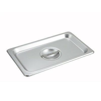 Lid For Steam-table Pan Quarter Size Solid