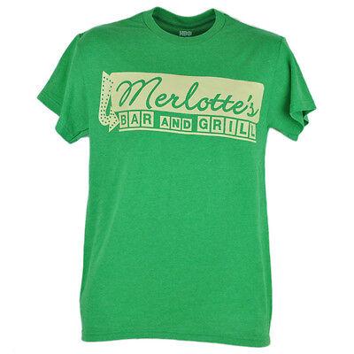 ttes Riemen und Grill Kelly Grün Herren Erwachsene T-Shirt (Hbo Erwachsenen)