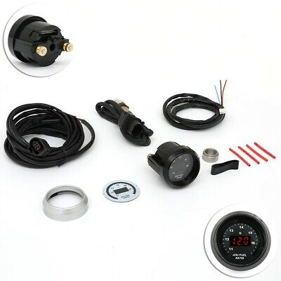 Universal Digital Wideband Air/Fuel UEGO Gauge with Sensor 30-4110