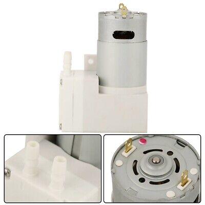 Dc12v Mini Vacuum Pump Negative Pressure Suction Pump 7lmin-76kpa With Holder