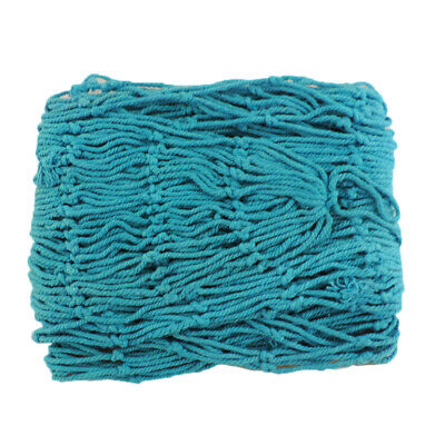 Nautical Fish Netting Party Decor 3.5' x 6' TEAL