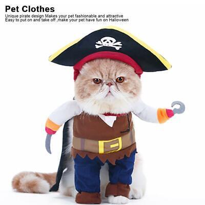 Hund Katze lustige Kostüm Kleidung für Halloween Dress Up Bekleidung - Dress Up Kostüm Für Hunde