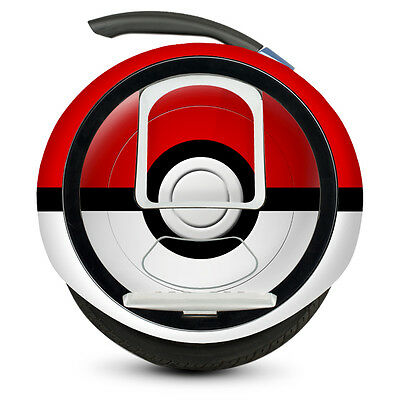 Pop Skin Decal Sticker Pokeball for Ninebot One E E+ Pro Self Balancing Unicycle