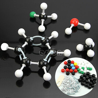 New Organic Chemistry Scientific Atom Molecular Models Teach Set Kit