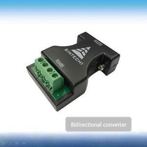 Bidirectional RS-232 to RS-485 Interface Converter Adapter Serial  RS232 RS485