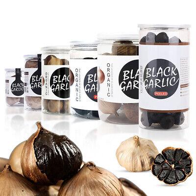 RioRand Organic WHOLE Black Garlic 5A Class S-allyl-cysteine for FULL 90 Days