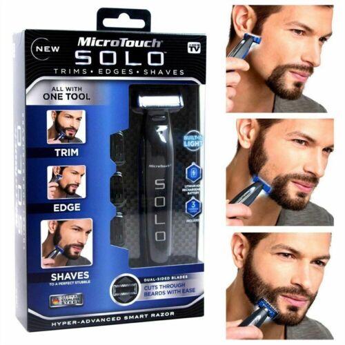 Men Trimmer Razor Shaver Rechargeable Edges Multi Functional