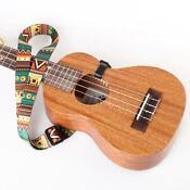 Hawaiian Ukulele Guitar with Adjustable Strap Belt Sling With Hook *** NEW ***