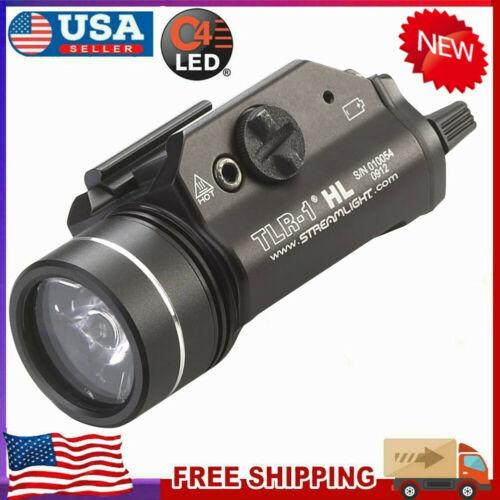Stream-light 69260 TLR-1 HL Tactical Weapon 800-Lumen LED Light Black.USA NEW