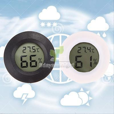 Mini LCD Digital Thermometer Hygrometer Room Temperature ...